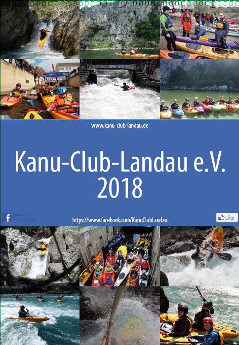 KCL Wand-Kalender 2018